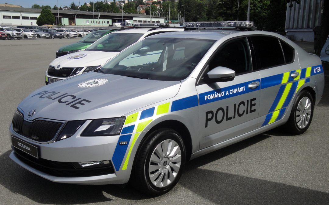 Měření rychlosti na Ústecku – Speed maraton POLICIE 14.08.2020